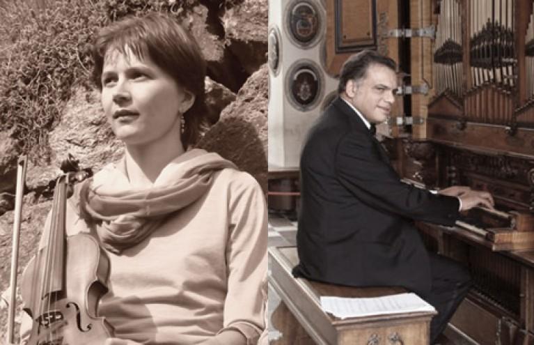 Concerto d'organo e violino