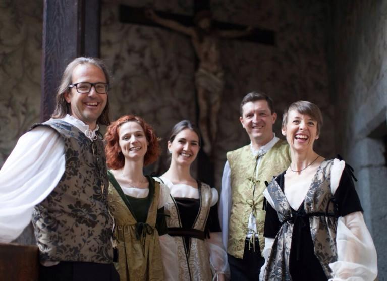 Ensemble Pinzimonio & Windinstruments