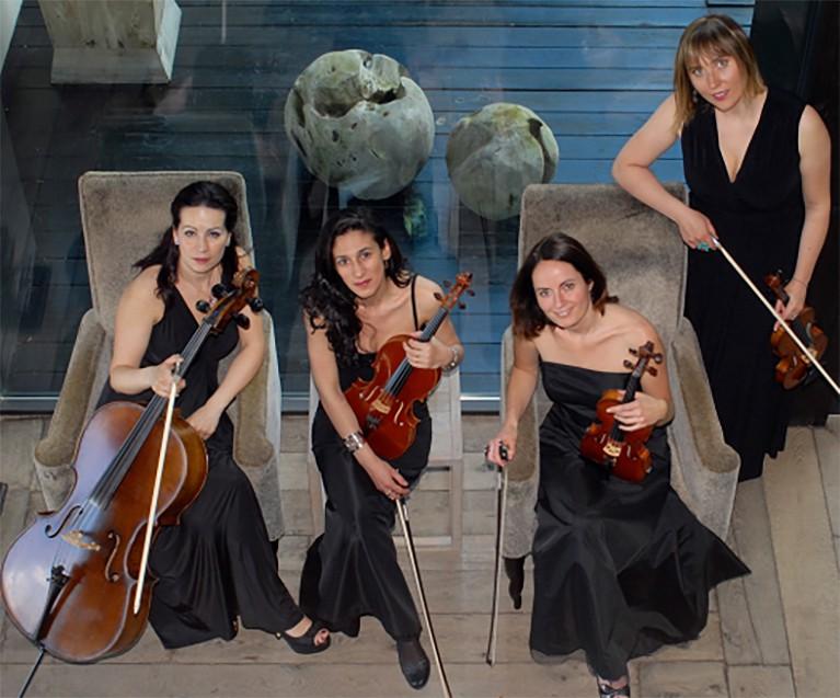 Ladies in Dress - Quartetto d'archi