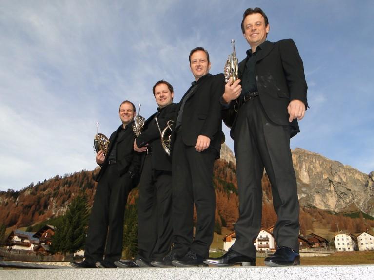 Ladinia - Quartetto di corni