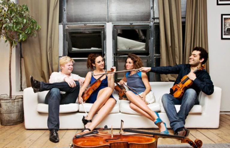 Archi riflessi - Quartetto d'archi