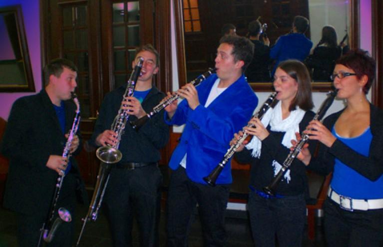 Sforzato - Ensemble di clarinetti