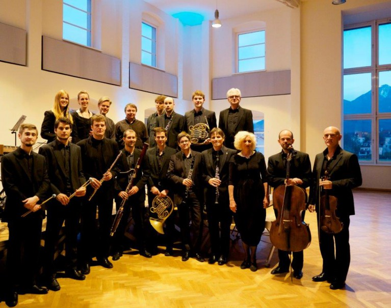 Ensemble Windkraft - Kapelle für Neue Musik & I Virtuosi Italiani